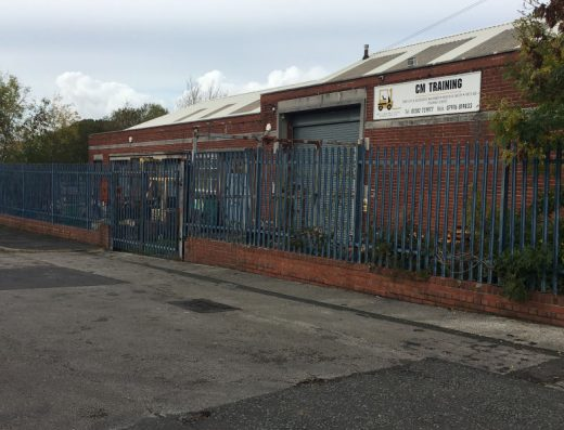 unit- to let newhall street burnley